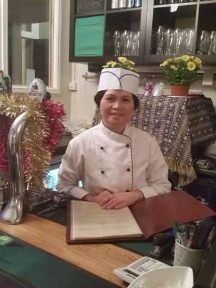Chef Saeng